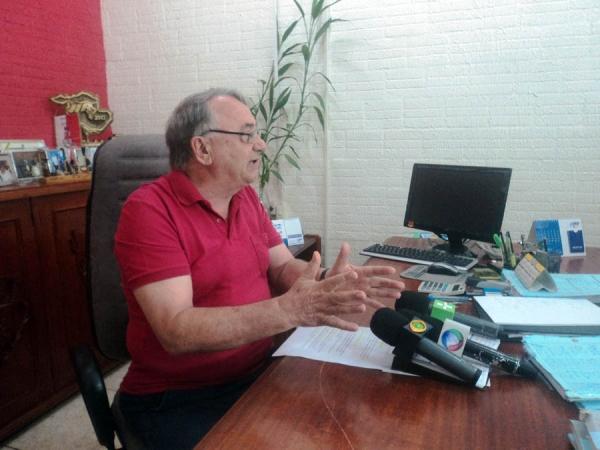 Câmara se reúne para analisar recomendações do MP sobre improbidade de prefeito