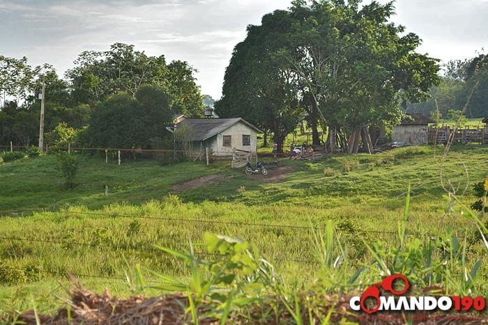 Agricultor é encontrado amarrado e morto em um sítio em Ji-Paraná