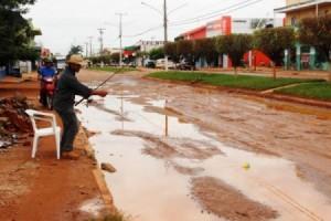Após denúncia Ailton Gomes começa se mexer em Cerejeiras