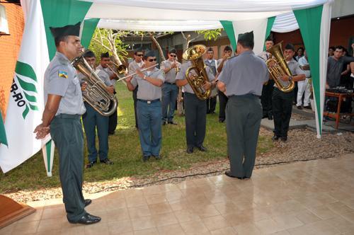 """Banda da PM vai tocar no aniversário da """"Bailarina da Praça"""", diz sindicato"""