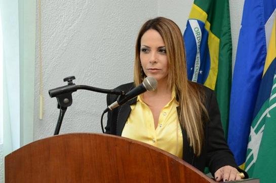 Scheilla Cassol agradece população pelo carinho com que foi tratada na campanha