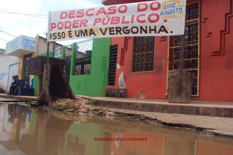 Abandono de Porto Velho leva o MP ao Judiciário