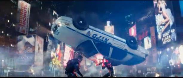 """Electro destrói Nova York no novo trailer de """"O Espetacular Homem-Aranha 2"""""""