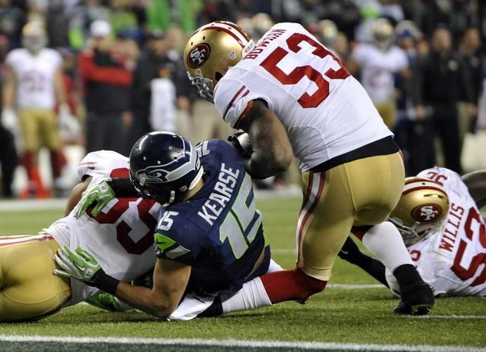 Jogador sofre lesão grave no joelho na derrota dos 49ers na NFL