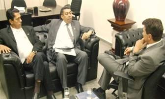 Ton e Cassol reúnem-se em Brasília e vão afinar aliança