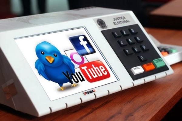 Território livre, redes sociais podem projetar ou enterrar candidaturas