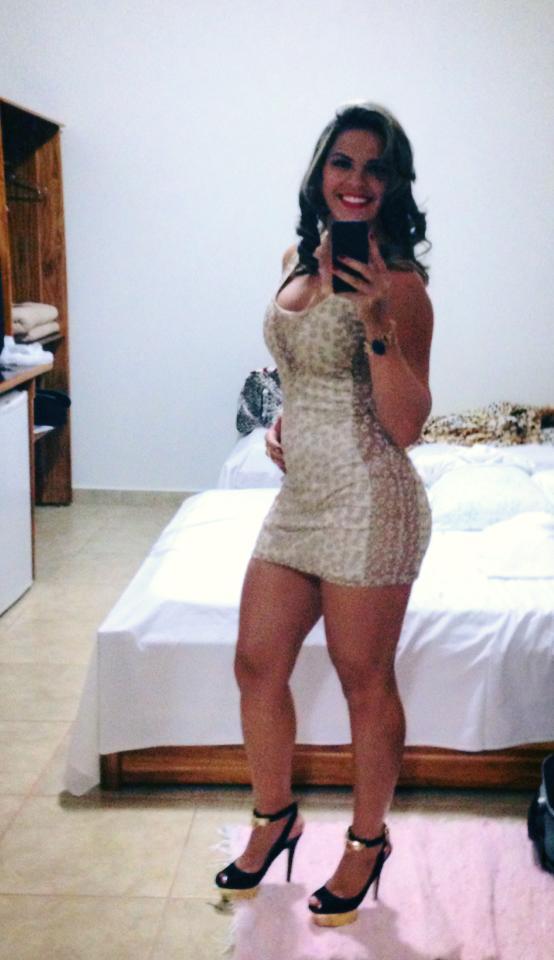 Letícia Saracini morreu com tiro na cabeça (imagem Facebook)