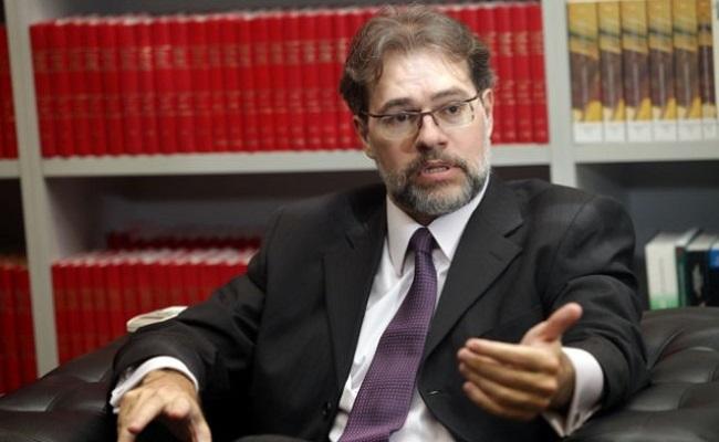Editorial do jornal Estadão de São Paulo questiona imparcialidade de Toffoli