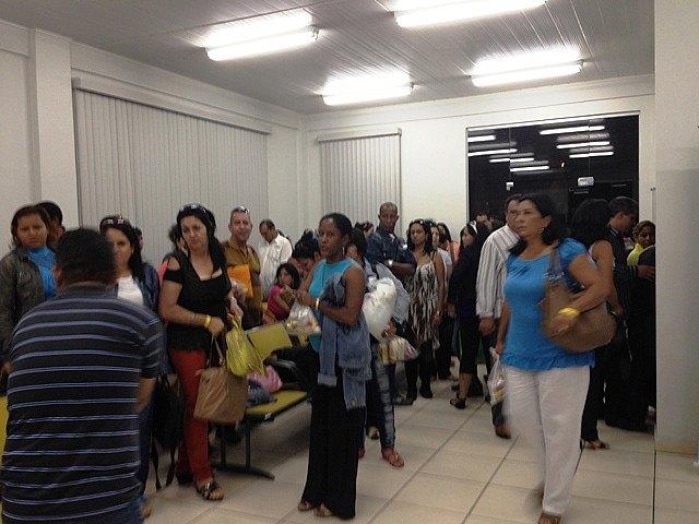 Rondônia recebeu 57 cubanos do programa Mais Médicos