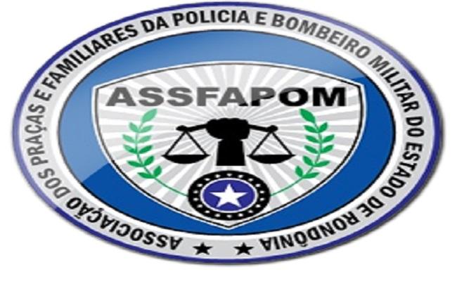 ASSFAPOM convoca policiais para realizar manifestação pacífica no 1º Batalhão da capital nesta sexta-feira