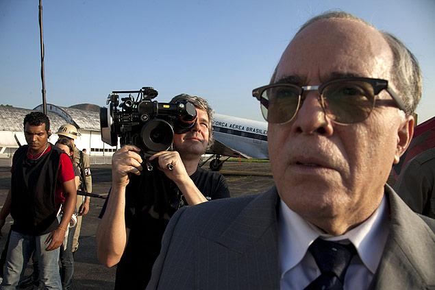 """Tony Ramos vira """"Getúlio"""" nas telonas"""
