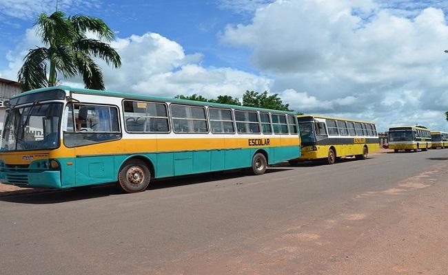 MPF recomenda medidas de segurança para transporte escolar em São Filipe do Oeste