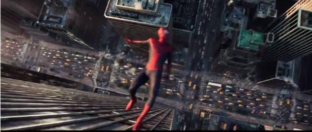 Herói enfrenta vilões no último trailer de O Espetacular Homem-Aranha: A Ameaça de Electro