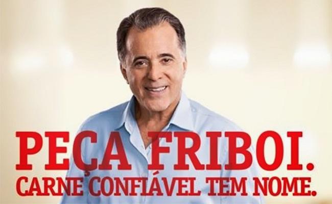 Após Roberto Carlos, Tony Ramos volta a ser estrela Friboi