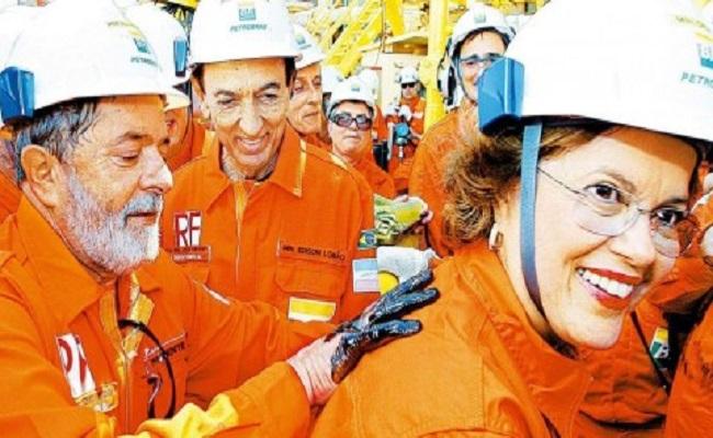Dilma ataca os que 'por proveito político' ferem a imagem da Petrobrás