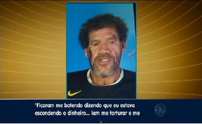 Quadrilha faz refém homem que encontrou dinheiro no lixo em São Paulo