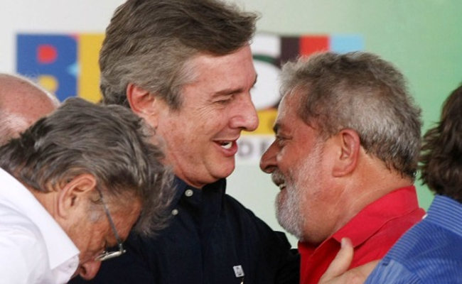 Collor pede impeachment de Rodrigo Janot