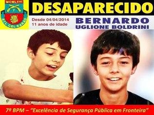 Polícia apura se menino foi morto por injeção letal; pai e madrasta são presos