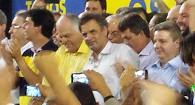Se PSD não apoiar Dilma, Aécio admite 'conversar' com Meirelles