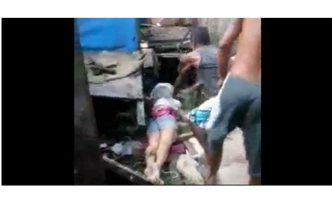 Imagens de celular podem identificar parte dos autores de linchamento no Guarujá; video