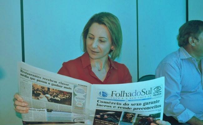 Justiça Eleitoral veda propaganda de Jaqueline Cassol no Facebook
