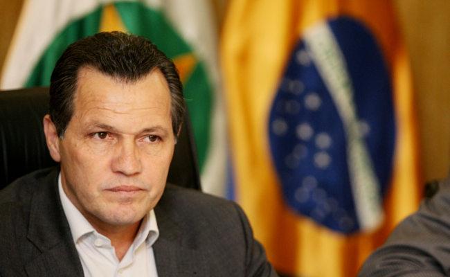 Polícia Federal prende governador de Mato Grosso