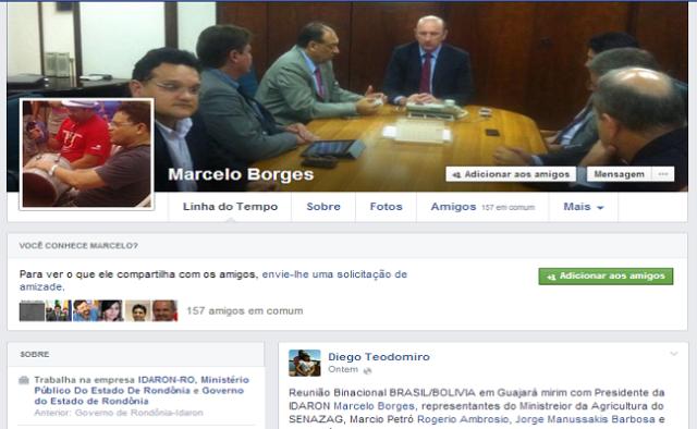 Marcelo Borges1