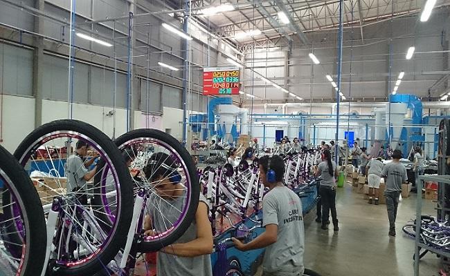 Indústria de bicicletas Cairu vai abrir fábrica no Tocantins