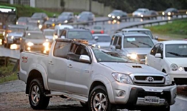 PRF registra 2,7 mil acidentes com 225 mortes no fim de ano