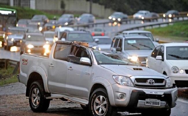 Toyota pagará indenização milionária a vítima de acidente com Hilux