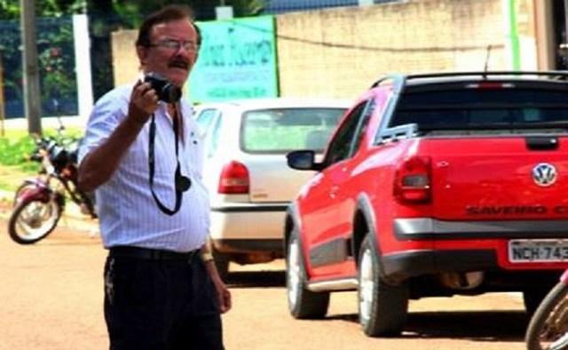 Jornalista Afonso Locks