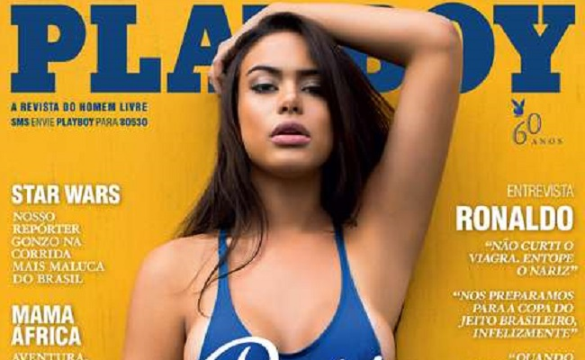 Neymar quer processar revista 'Playboy'