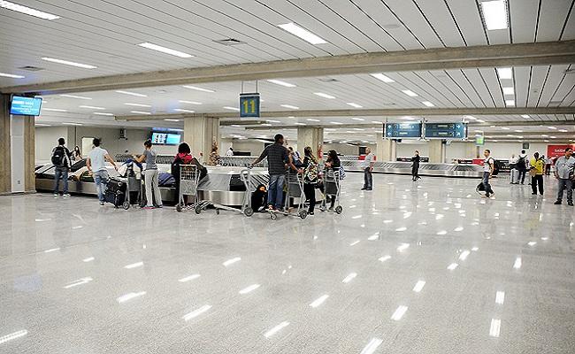 Regras para voos vão mudar em grandes aeroporto