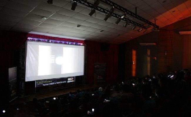 Festival de cinema em Rondônia
