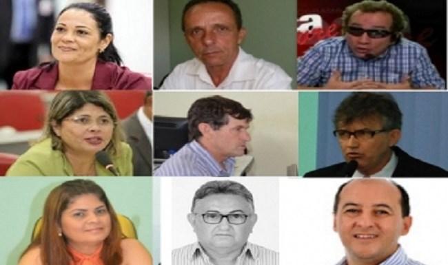 Nove candidatos a Deputado Estadual e três a Federal de Jaru registraram candidatura junto TRE/RO