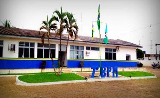 Ariquemes: PM prende infrator após roubo em comércio e recupera motoneta roubada