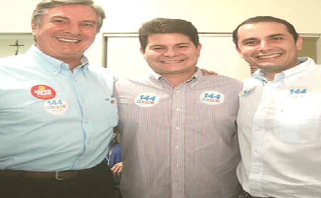 Após 22 anos, Collor sela paz e une a família para as eleições