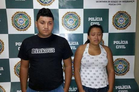 Casal é preso suspeito de matar filha de dois anos
