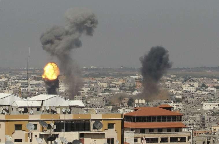Protestos na Faixa de Gaza deixam ao menos 52 mortos e 2,4 mil feridos