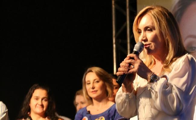 Ivone Cassol pede uma campanha limpa e de paz, ao lançar candidatura ao Senado