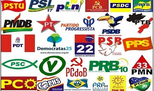 Com 32 partido existentes no país, outras 41 legendas buscam registro no TSE