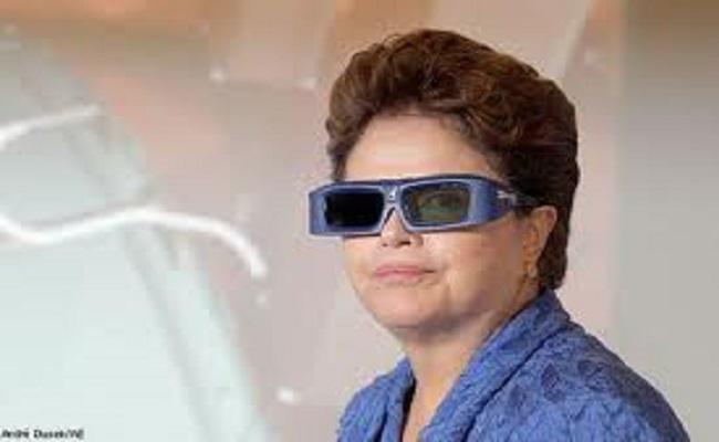Apoio a Dilma R. ficou abaixo de 50% na Câmara Federal