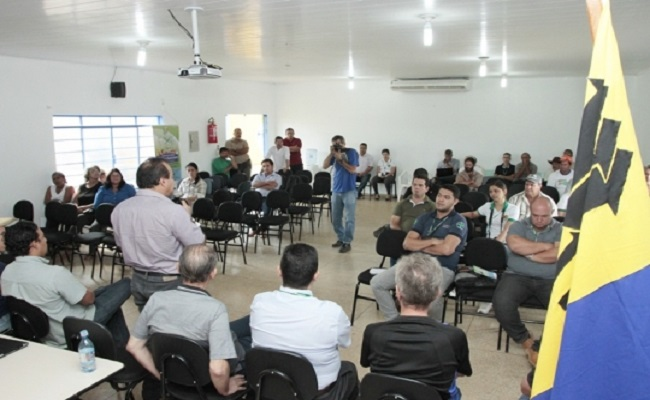 Agricultores participam de pré-conferência nesta sexta no Banzeiros
