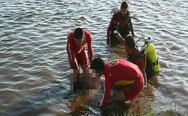 Jovens morrem afogados em represa