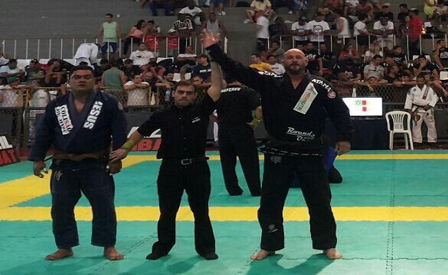 Rondoniense conquista torneio internacional de Jiu-Jitsu
