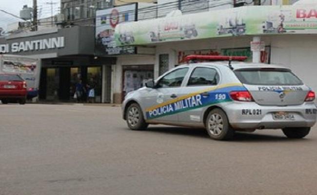 Everton Leone, xará de ex-deputado, é preso é preso por furto de carros, em Porto Velho