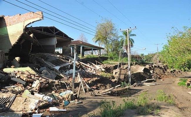 Prefeitura interdita bairro Triângulo por tempo indeterminado