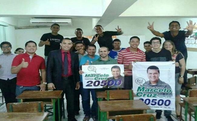 Igreja Assembléia de Deus em Rondônia virou comitê de candidato