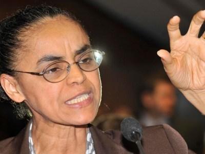 Marina Silva é internada em Brasília com 'fortes dores' abdominais, diz assessoria