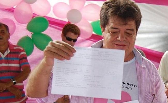 Ex-prefeito de Novo Horizonte é denunciado 14 vezes por improbidade